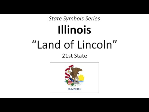 State Symbols Series - Illinois