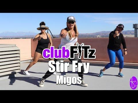 """STIR FRY"" by Migos | Club FITz Fitness Choreo by Lauren Fitz"