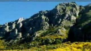 sentiero alta via del cervati e degli alburni