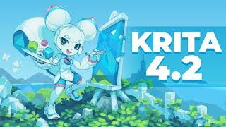 New Features in Krita 4.2: Release Video