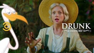 Marjory Stoneman Douglas Fought for the Everglades (feat. Jayma Mays) - Drunk History