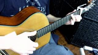 Demi Lovato - Cool For The Summer - Fingerstyle Guitar