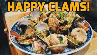 I Cook Clams, Taiwanese Style!