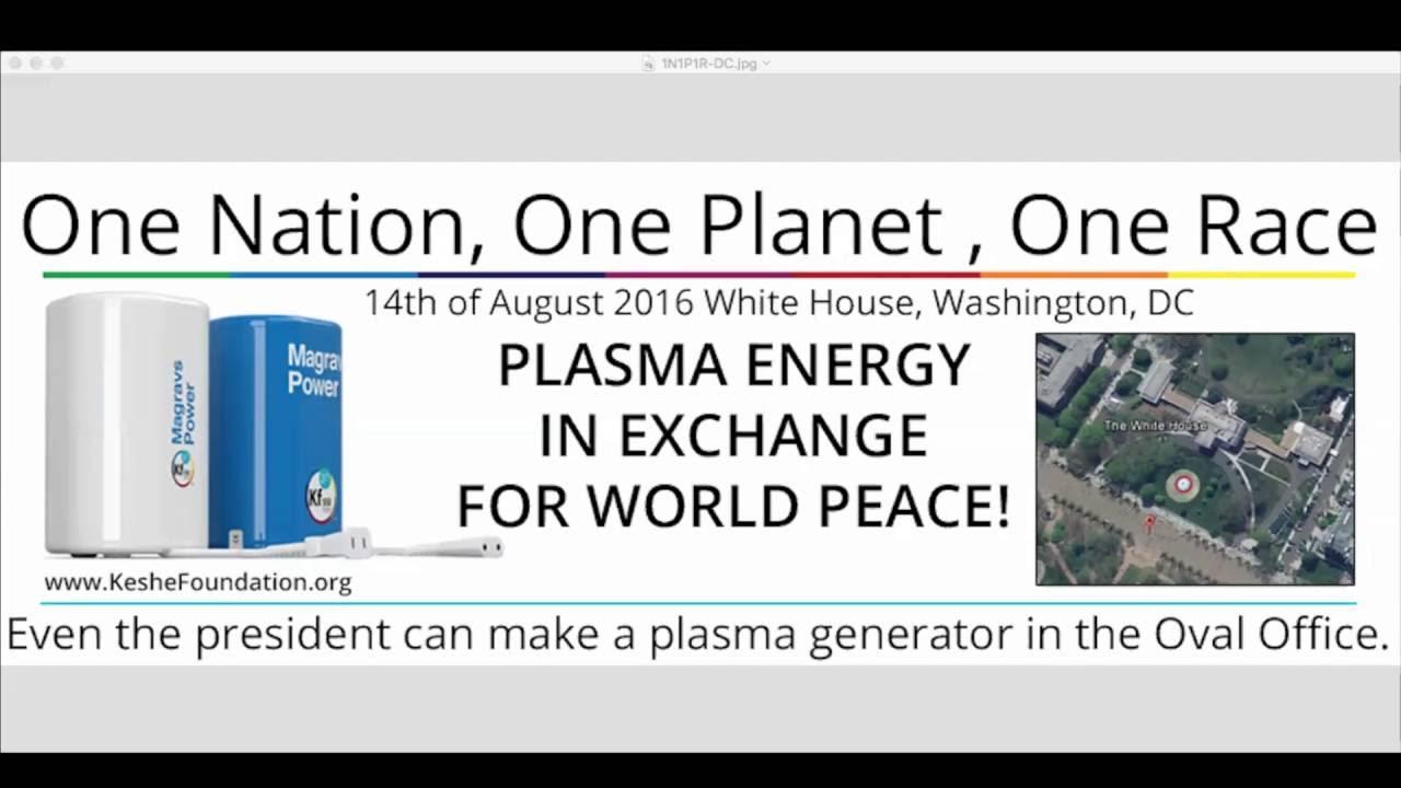Keshe plasma generator explained