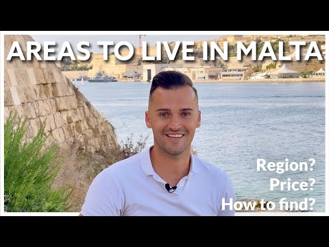 Where You Should Live in Malta - tips on cheaper accommodation