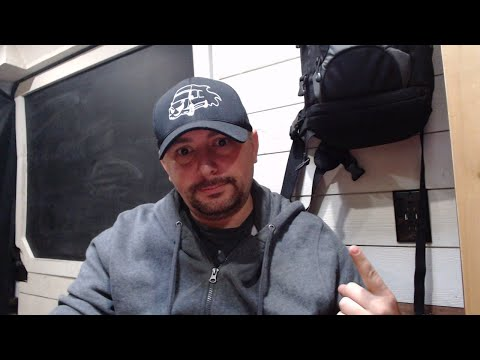 Live 3/3/19 from GHOST...van change to GHOST II (kinda) and Q&A
