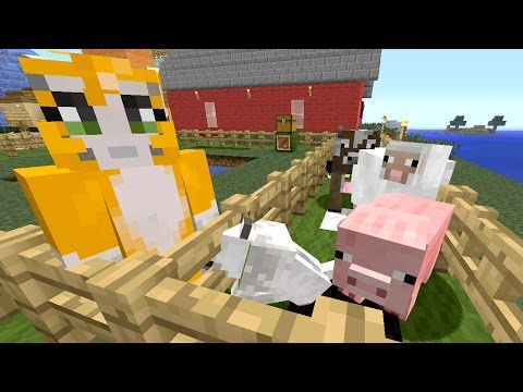 Minecraft Xbox - Pawly Pets [358]