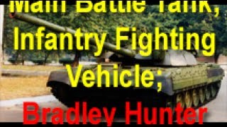 Dare to Compare --- M2A3 Bradley versus BMT 72!