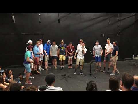 Brookline High School Testostatones; Juke Jam at BHS Final A Capella Concert