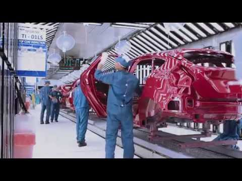 Dürr AG: Paint shop for Ford Motor Company Thailand, Ltd..
