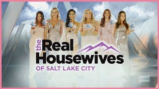 GRWM | LET'S CHAT! I FINALLY WATCH THE REAL HOUSEWIVES OF SALT LAKE CITY EPISODE 1*MUST WATCH RECAP*