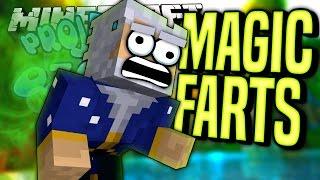 Minecraft - MAGIC FARTS - Project Ozone #72