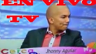 Jhonny Aguilar En La TV Hablando De Network Marketing ¿Que Opinas Tu? Y Compartelo