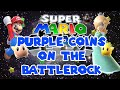 Super Mario Galaxy #111 | Purple Coins on the Battlerock | Let's Play With Anomulus0
