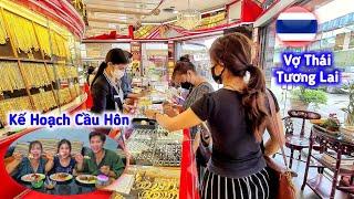 Mẹ Vợ Giúp Rể Việt Tương Lai Lên Kế Hoạch Cầu Hôn Cô Con Gái | Dâu Thái & Rể Việt # 31