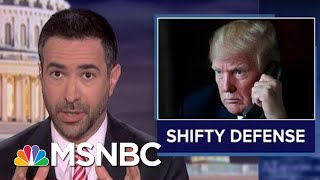 Trump's 'Milli Vanilli' Defense: Blame It On Rick Perry; Perry Don't Mind | MSNBC