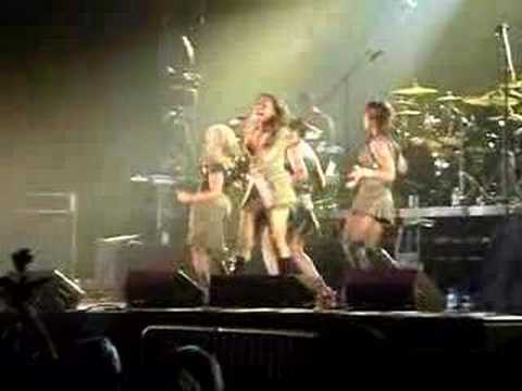 "En Vogue ""Square Biz"" Live"