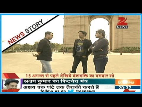 Exclusive conversation with Bollywood actor Akshay Kumar on Patriotic themed movies | Part-III