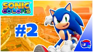 Sonic Colors #2 | Sweet Mountain