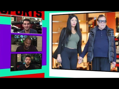 Ex-Clippers Owner Donald Sterling Pimpin' Around Bev Hills with New Chick | TMZ Sports