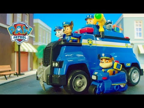 PAW Patrol | Ultimate Rescue Vehicles | TV Commercial
