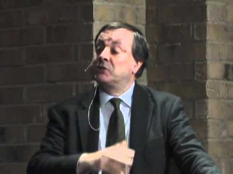 Lecture QA - Dr Alister McGrath - The Lord is my Light