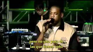 Linkin Park feat Jay Z - Points of Authority / 99 Problems / One Step Closer (Subtítulos Español)