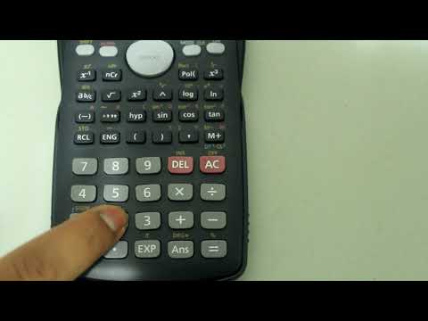 How To Find Any Root Of A Number On Casio Scientific Calculator