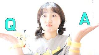 夏天 Qu0026A 影片 / 큐앤에이 영상