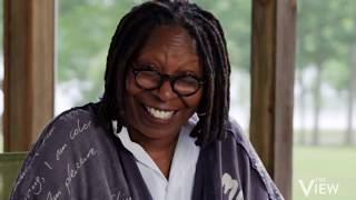 Whoopi Goldberg Reunites With Former Summer Campmates | The View
