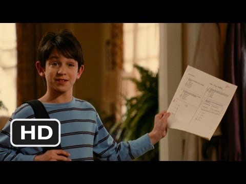 Diary Of A Wimpy Kid 2: Rodrick Rules #4 Movie CLIP - Lowered Expectations (2011) HD
