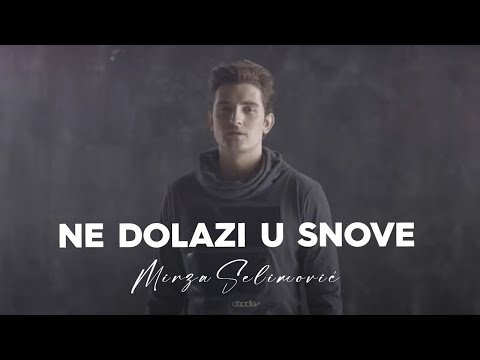 preview Mirza Selimovic - Ne dolazi u snove from youtube