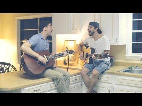 Hallelujah! What A Savior // Acoustic Cover // Feat. Jared Smith