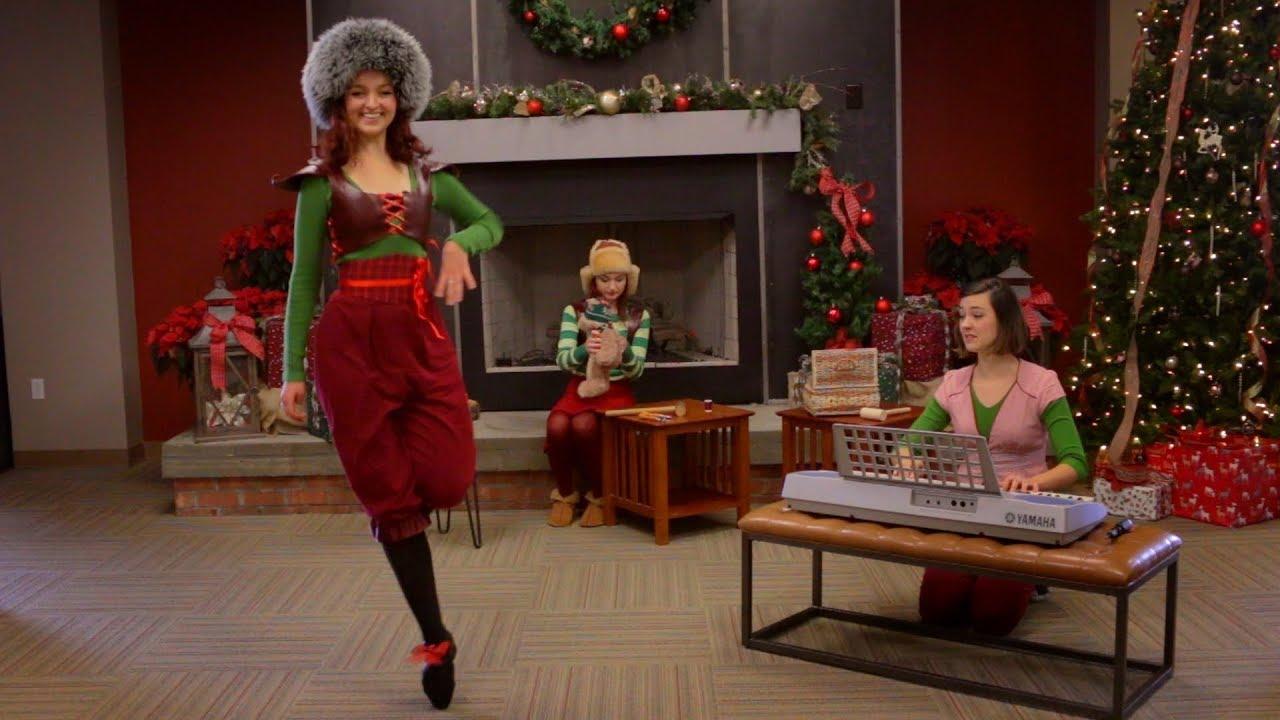 Carol Of The Elves Irish Dance Christmas Youtube