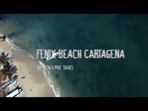 FENIX BEACH CARTAGENA COLOMBIA