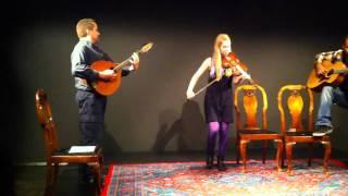 Solveig Brekke Hauknes Trio - Halling etter Ola Mosafinn.MOV