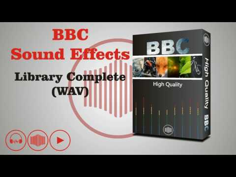 Sound Effects !!!BBC Library Complete!!!