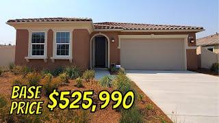 New Homes for Sale - Model Homes - California House Tour - Loma Linda CA