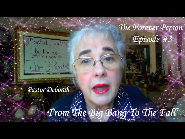 Mental Heatlh & The Forever Person, The Three Realms, The Forever Person Episode #3 The Intersection