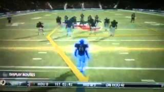 BACKBREAKER NFL2k13 For ps3(gameplay)