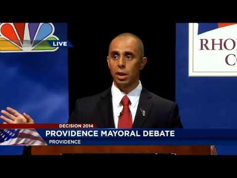 NBC 10 Debate: Providence Mayor