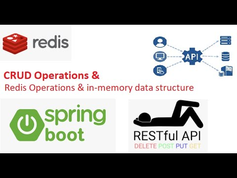 Redis   REST API   Web Services   Spring Boot