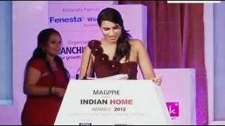 Indian Home Awards 2012