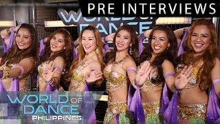 World Of Dance Philippines: The Goddesses | Pre-Interview