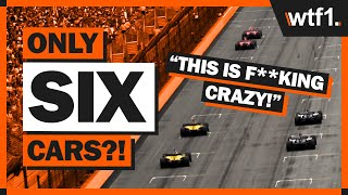 The Most Bizarre Formula 1 Race of All Time