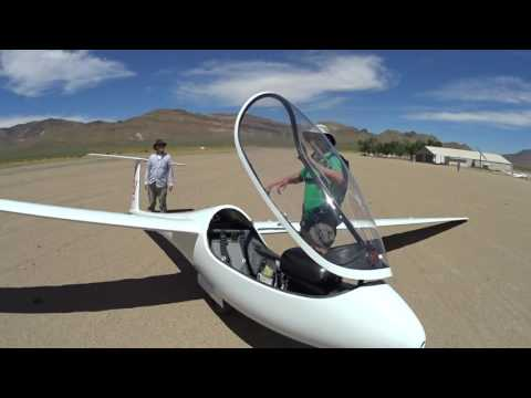 HP-24 Project Sailplane Kit First Flights