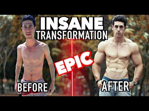 COMING from SYRIA to PHILIPPINES! | EXTREME BODY TRANSFORMATION!!