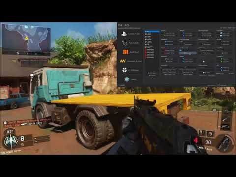BO3 PS4 4.05 Mods | by MODDED WARFARE and XeXSolutions