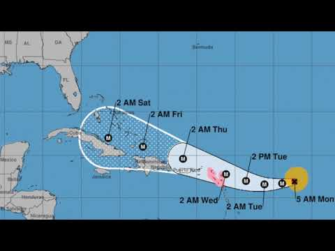 September 4, 2017 Weather Xtreme Video - Morning Edition