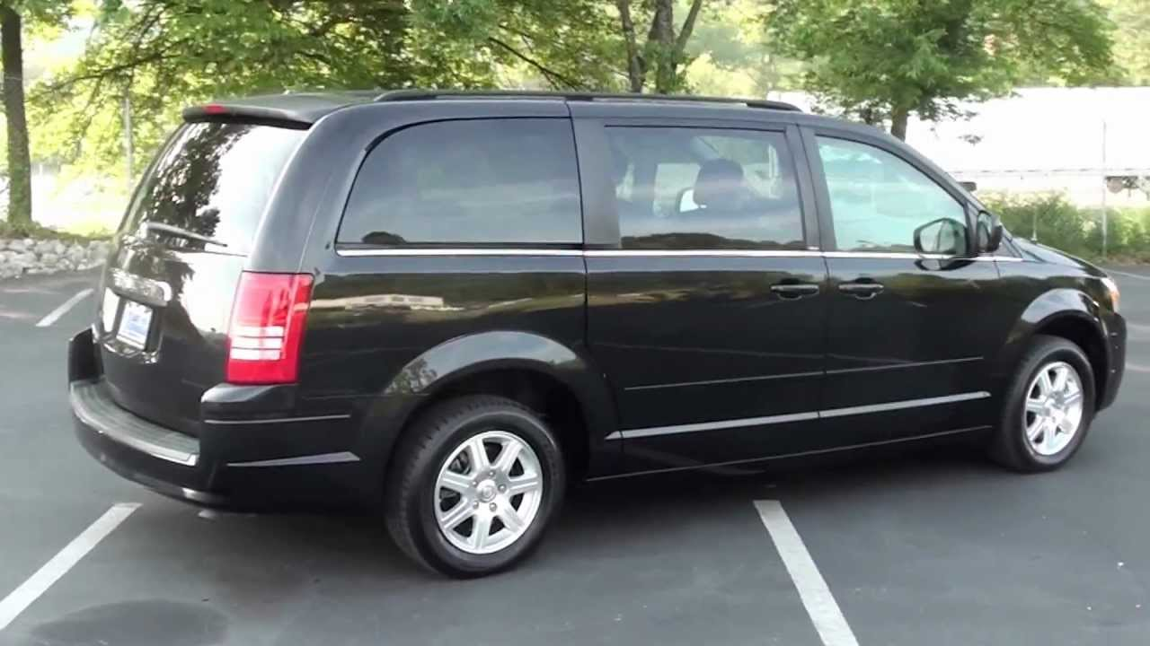 for sale 2008 chrysler town and country touring stk p6199 youtube. Black Bedroom Furniture Sets. Home Design Ideas